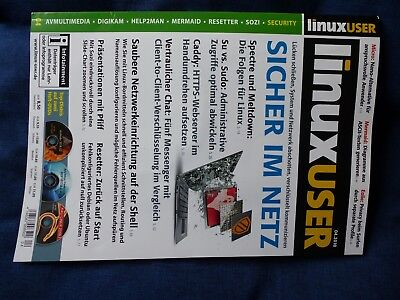 Linuxuser 04/2018 PC Magazin