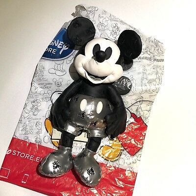 NEW Limited Edition Disney Store Mickey Mouse Memories Plush January 1/12