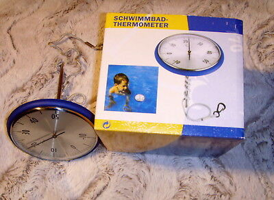 Schimmbad-Thermometer mit OVP