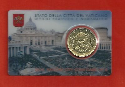 Vaticano 2015 - Coin Card N. 6 Papa Francesco