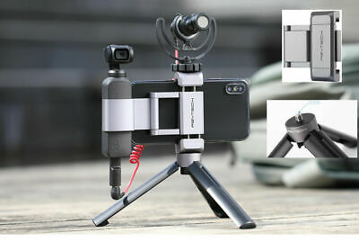 Genuine PGY Tech DJI OSMO Pocket Mobile Phone Holder + Hand Extension Pole Grip