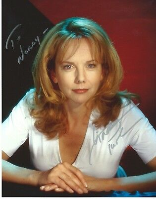 "LINDA PURL Hand Signed 8x10"" Autographed Photo w/COA - MATLOCK"
