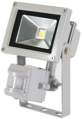 Silverline 259800 LED Floodlight 10W PIR