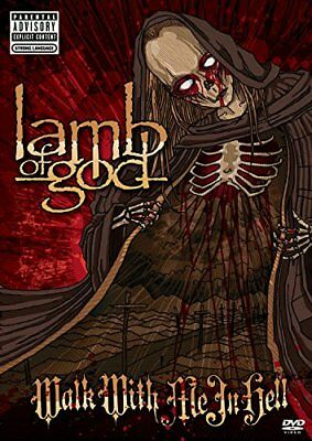 LAMB OF GOD - Walk With Me In Hell - 2 DVD - Multiple Formats Color Ntsc - *NEW*