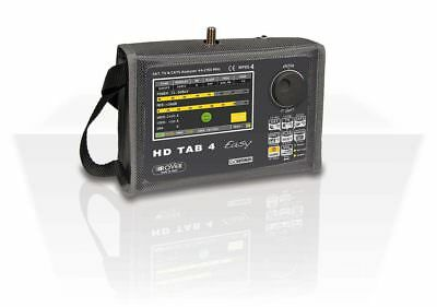 Rover HD TAB 4 Easy Combined Satellite, Terrestrial / Cable & CATV Test Meter