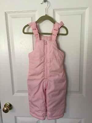 Just One You CARTER'S NWOT Pink Snowsuit 12 month baby girl winter