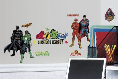 Wall Decal - Justice League - Justice League Peel/Stick