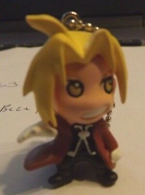 Full Metal Alchemist Edward Elric Mini Figure Keychain