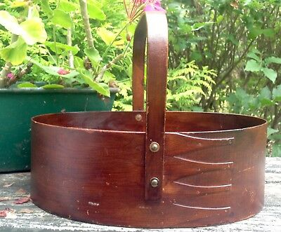 Shaker Oval Carrier Antique late 19th century
