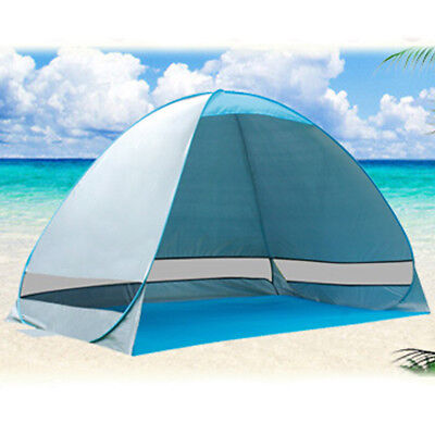 Portable Pop Up Beach Tent Canopy Sun Shade Shelter Outdoor Camping Fishing Tent