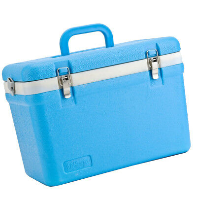 12L Cooler Ice Box for Ice Food Drinks for BBQ Camping Car Travel Compact