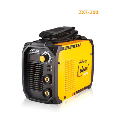 ZX7-200 MINI Welder IGBT Portable Welding Inverter MMA ARC Welding Machine Y