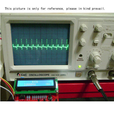 DDS Function Signal Generator Module Kit Sine Square Sawtooth Triangle Wave UC