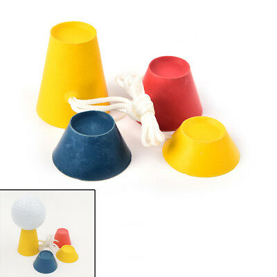 High Quality 4X Rubber Winter Golf Tees Sports Golf Rubber Tees Golf AccessoryBD