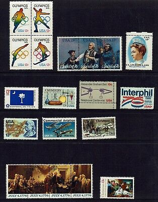Usa  1976   Mint Stamps