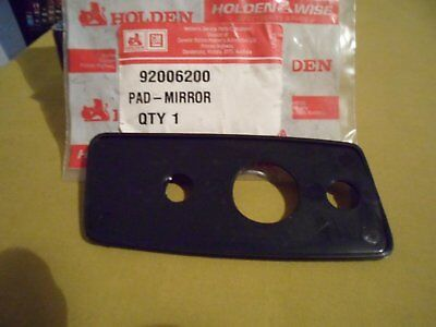NOS Holden WB Mirror Pad