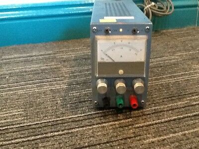 Coutant Vintage Linear Bench Power Supply Working