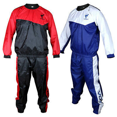 Volt Heavy Duty Sweat Suit Sauna Exercise Gym Suit Fitness Weight Loss Anti-Rip