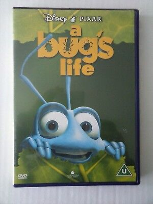 A Bugs Life -  Disney Pixar DVD [Two Sided Disc Format]