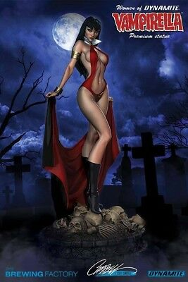 Women of Dynamite Statue Vampirella 30 cm action  Figur