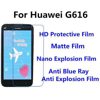 3PCS FOR HUAWEI Haven H892L Good Touch Matte,High Clear Ultrathin