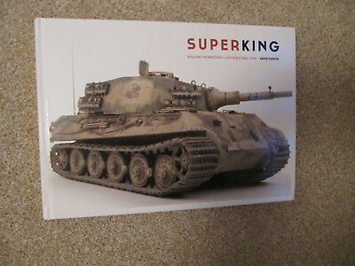 SUPERKING  Building Trumpeters 1:16TH Scale King Tiger
