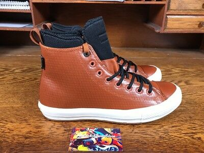 9cf114c37d68 Converse Chuck Taylor All Star 2 153572C Hi Boot Brown Black Mens Multi  Sizes