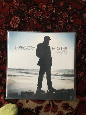 Gregory Porter Water Jazz Lp Vinyl