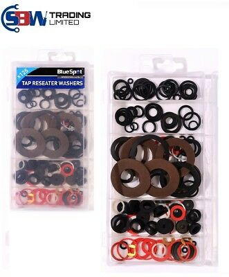 BlueSpot Tap Reseating Washer Mixed Reseater Pack Faucet Rubber Fibre 40536