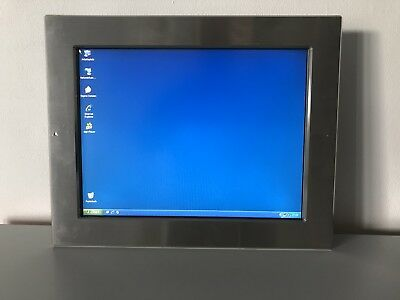 15 Zoll All in One Pc Edelstahl Industrie Panel Home Automation