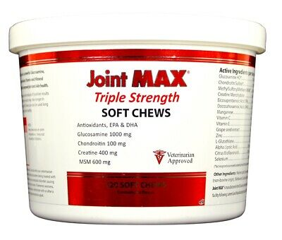 Joint MAX Triple Strength Soft Chews (120 count)