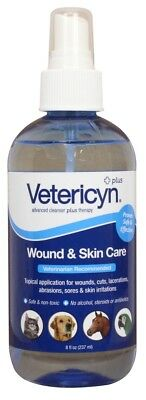 Vetericyn Wound & Skin Care Spray (8 oz)