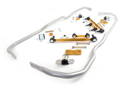 BWK004 Whiteline Front and Rear Sway/Anti-Roll Bar - Vehicle Kit