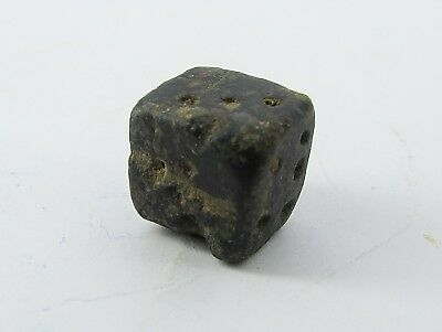 Ancient etched Dice of Mohenjo-daro period a rare antique piece from Pakistan.