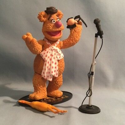 The Muppet Show FOZZIE BEAR Action Figure from Palisades
