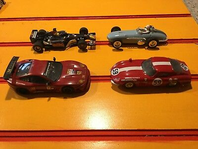 1/32 slot cars various brands ninco , scalextric