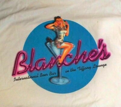 Blanche's Tropicana Casino T-shirt XL Never Worn