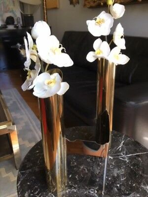 Vase Moderniste Hollywood Regency