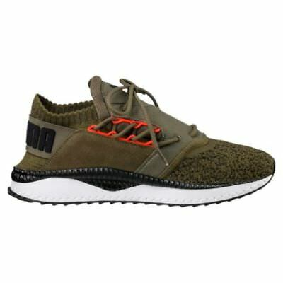 Puma Tsugi Shinsei Nocturnal *olive Green / Black / White * 36376003 * Uk 7,8,10