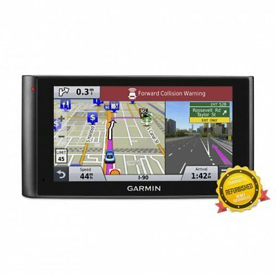 """Garmin nuviCam LMTHD Auto GPS with 6"""" Screen and Built-in DashCam 010-01378-01"""