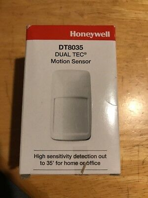 Honeywell DT8035 Dual Tec Motion Sensor New In Box