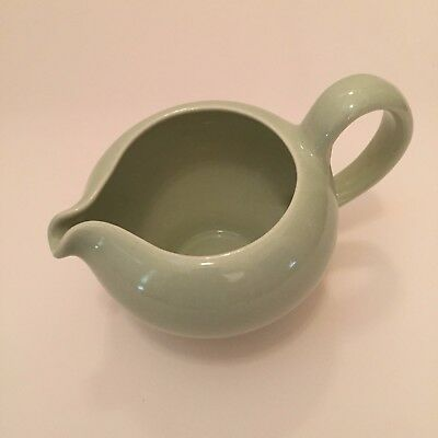 Russel Wright Creamer Iroquois Lettuce Green Mid Century Casual China USA