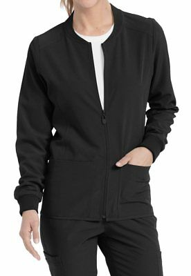 Med Couture Air Touch Jacket Zip Front 8669