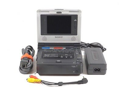 Sony GV-D800 NTSC Digital8 Video Walkman, Used but in perfect condition