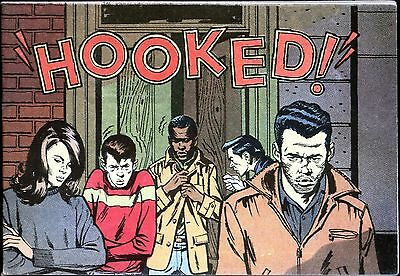 """""""Hooked!"""" #1610 Silver Age U.S. Dept. of Health 8.0"""