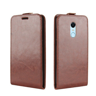 For Xiaomi Redmi Note4/Note 4X Vertical Up&Down Flip Leather Case wallet Cover