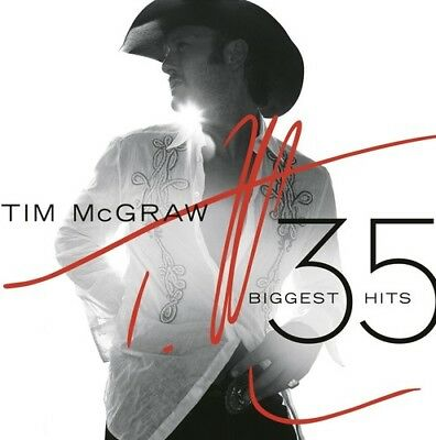 Tim Mcgraw - 35 Biggest Hits (CD Used Like New)