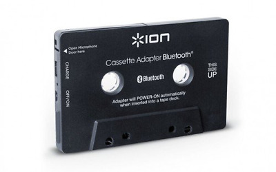 ION Audio Bluetooth Cassette Adapter   Bluetooth Audio Streaming for Cassette Pl