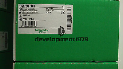 1PCS Schneider 140CPU67160 140-CPU-671-60 Modicon Quantum  New