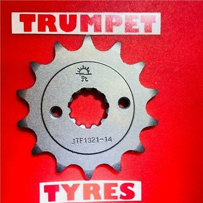 Honda Crf250 L 13 14 15 16 17 Front Sprocket 14 Tooth 520 Pitch Jtf1321.14